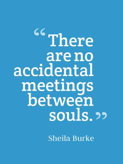 Accidental meetings