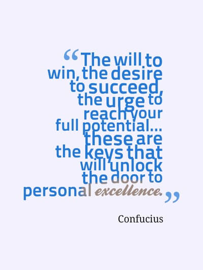 Exceptional The Will To Win