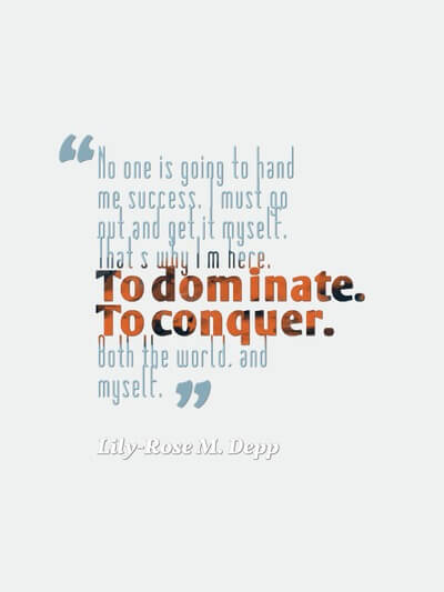 Dominate and conquer