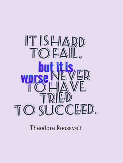 Itu0027s Hard To Fail
