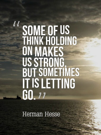 The 60 Best Letting Go Quotes New Let Go Quotes