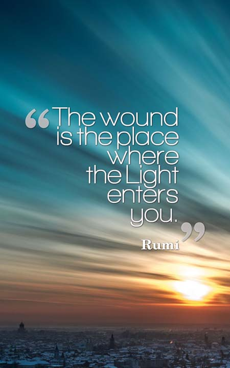 Rumi Quotes On Life Interesting 75 Lifechanging Rumi Quotes To Inspire You  Planet Of Success