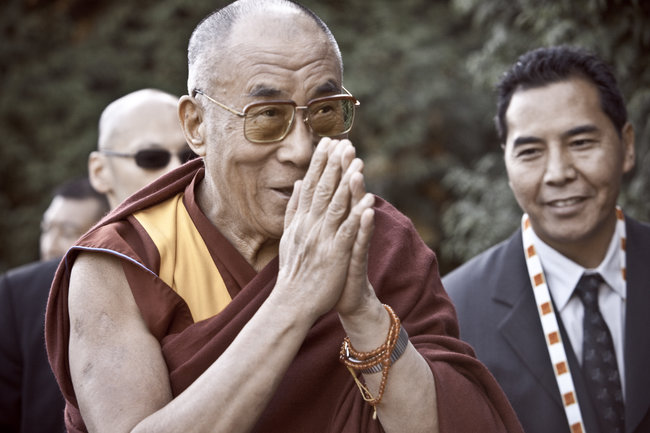 115 inspirational dalai lama quotes