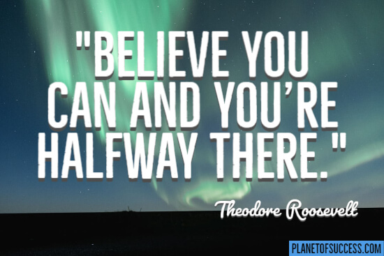 Belief you can quote