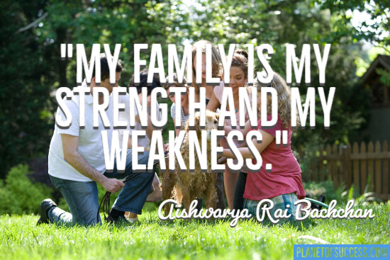 My strength and my weakness