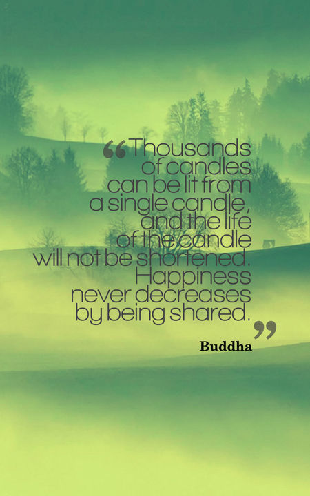 Buddha Quotes On Happiness Stunning 180 Enlightening Buddha Quotes And Buddha Sayings
