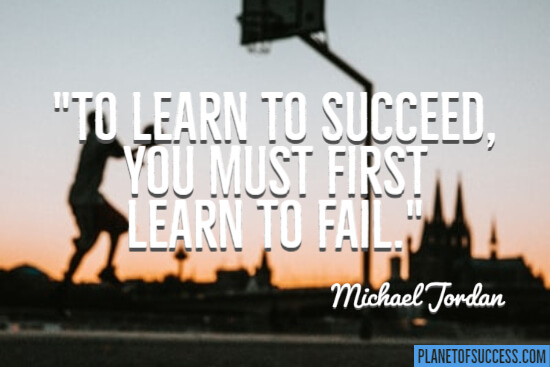 Learn to fail