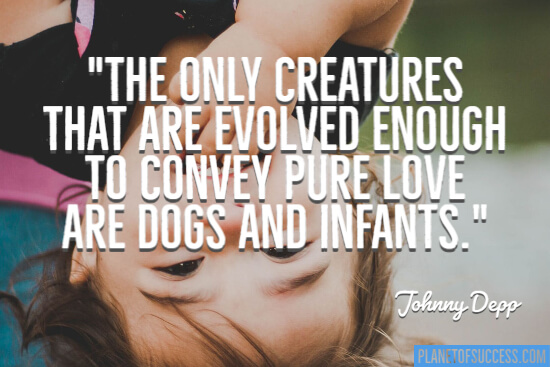 The only creatures