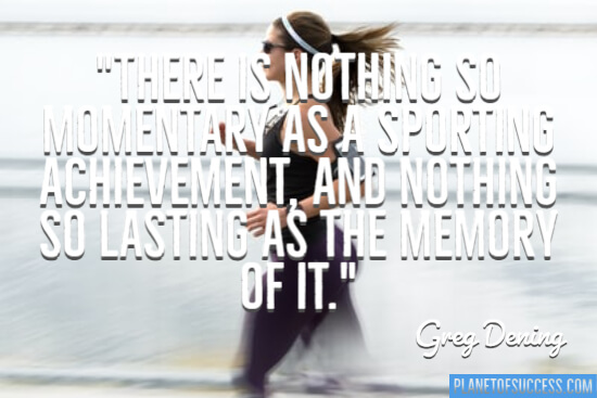 Quote about running