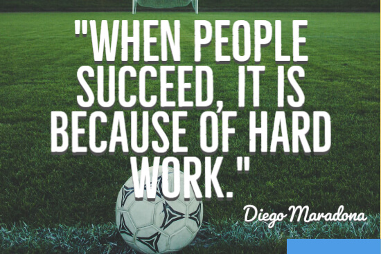 When people succeed