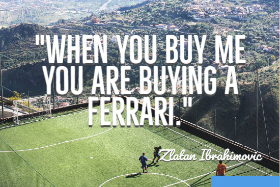 Buying a Ferrari