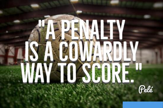 A penalty