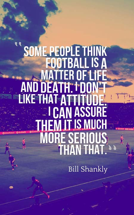 The 60 Most Inspirational Soccer Quotes Planet Of Success Simple Quotes For Life And Death