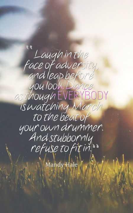 Mandy Hale Quotes Endearing 65 Inspirational Mandy Hale Quotes  Planet Of Success