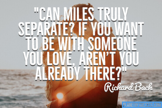Can miles truly separate quote?