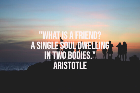 Quote about a good friend