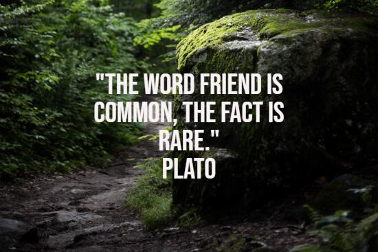 Rare friend
