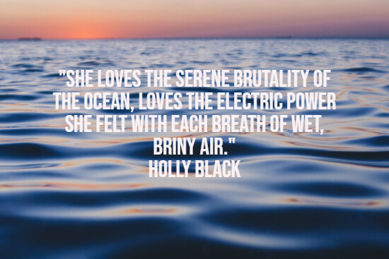 100 Beautiful Ocean Quotes | Planet of Success