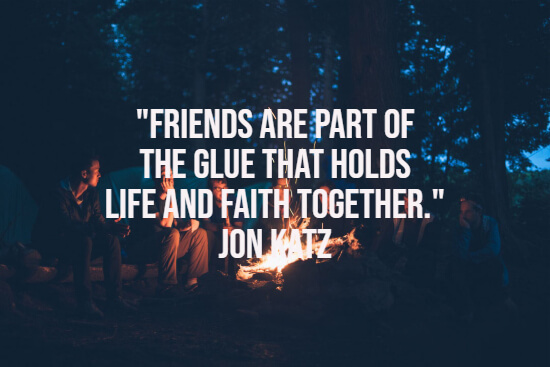 Friendship and life