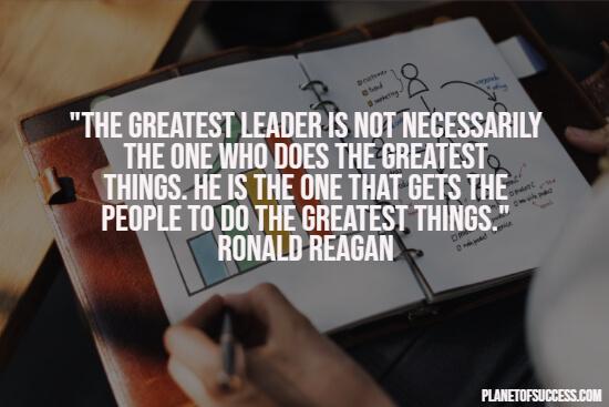 伟大的领袖