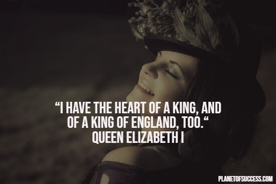 Queen quote from Queen Elizabeth