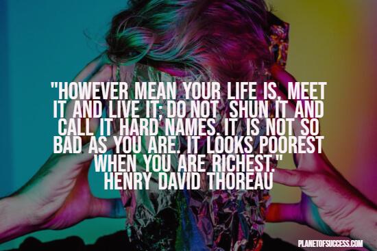 你的生命将会让你的灵魂