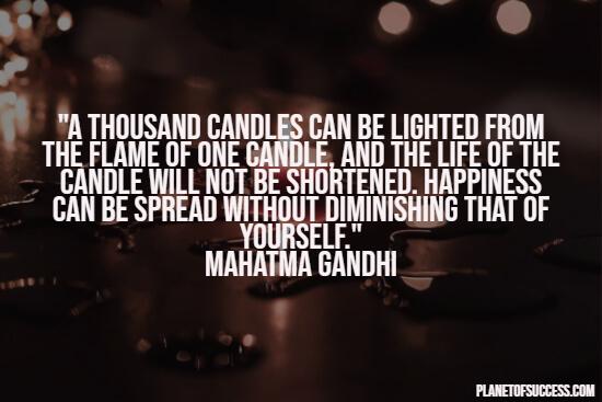 甘地的信仰
