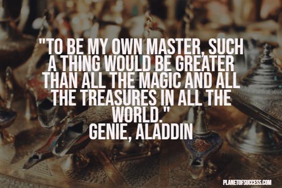 Aladdin quote