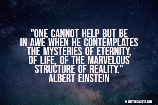 Science quote by Albert Einstein