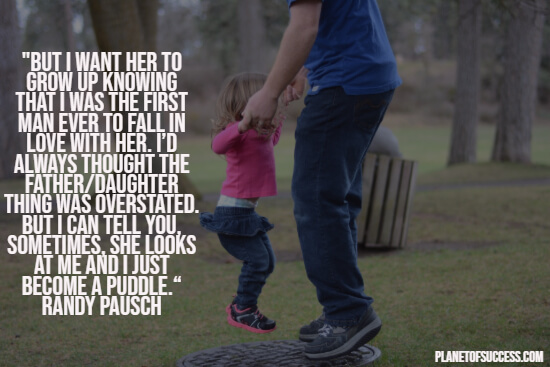 Daddy's little girl quote