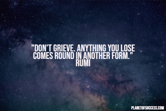 Don't grief quote