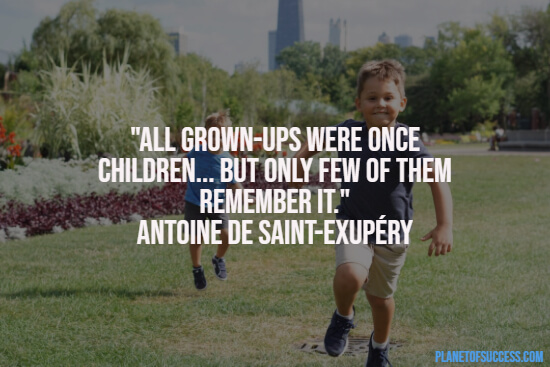 Grown-ups quote