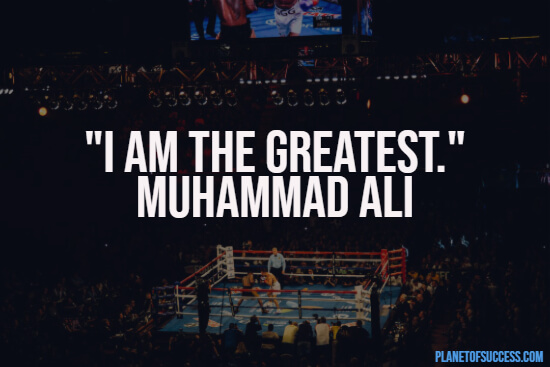Muhammad Ali greatest quotes