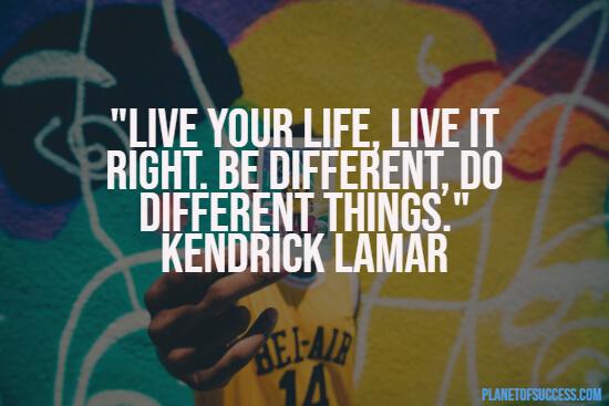 Rap quote