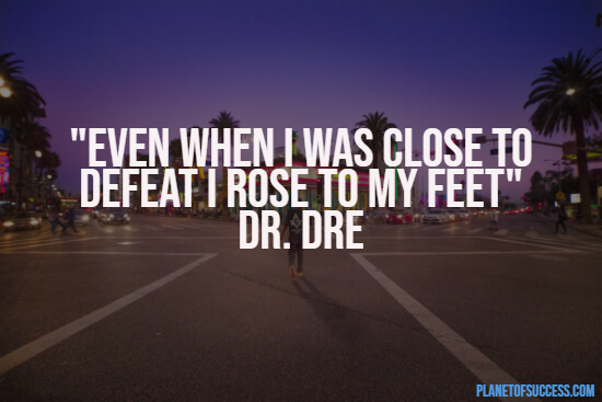 Rap quote by Dr. Dre