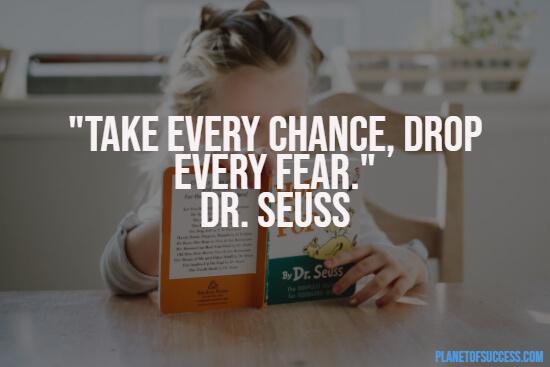 医生。施特劳斯说了恐惧