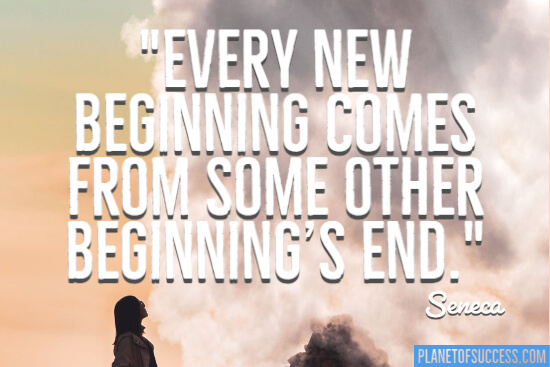 Some other beginning's end